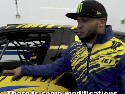 Nicolas Hamilton's amazing car modifications