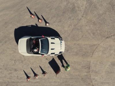 Jaguar F-Type Convertible σε αγωνιστική αμφίεση
