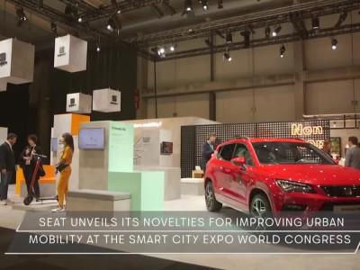Seat micromobility: αστική κινητικότητα