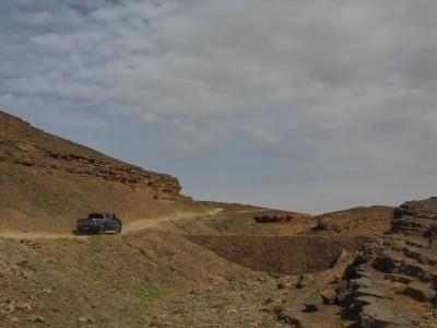 Η Nissan κάνει offroad στη Σαχάρα