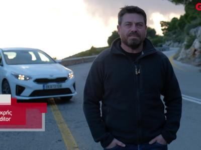 GOCAR TEST - Kia Ceed 1.4 GT–Line
