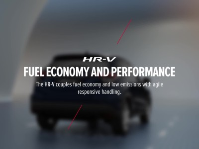 Honda HR-V 2019 - Fuel Economy & Performance