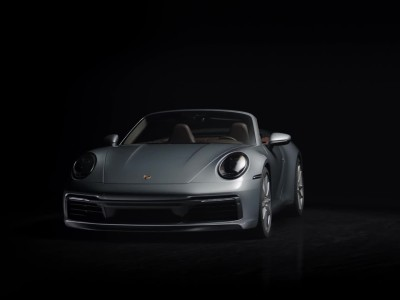 Αυτή είναι η νέα Porsche 911 Cabriolet
