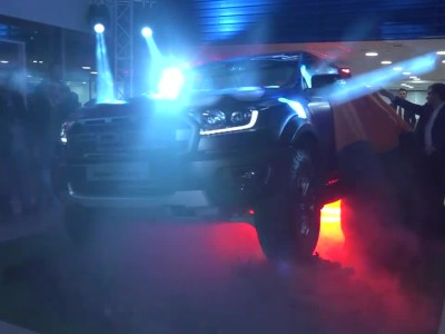 Ford Ranger Raptor @ Ford Car Center