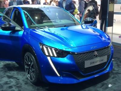 Νέο Peugeot 208 στη Γενεύη (GOCAR)
