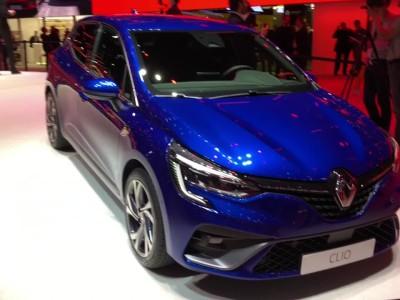 To νέο Renault Clio στη Γενεύη (GOCAR)