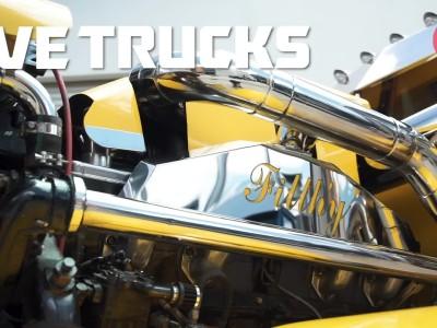 Έχεις δει 900 ίππων φορτηγό να κάνει… burnout;