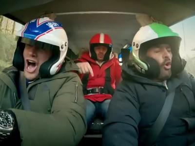 Νέο trailer του Top Gear