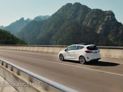 Ford Fiesta ST-Line ad - Ford Finance - MyFiesta 2019