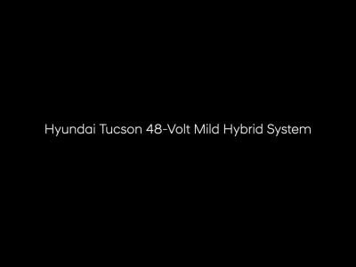 Πως λειτουργεί το ήπιο υβριδικό σύστημα του Hyundai Tucson