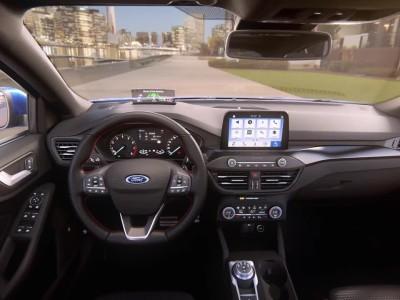 Ford Focus ST-Line 2019 interior