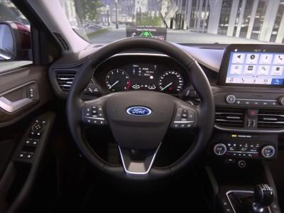 Ford Focus Vignale 2019 interior