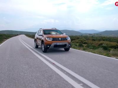GOCAR TEST - Dacia Duster 1.3 TCe 130 PS