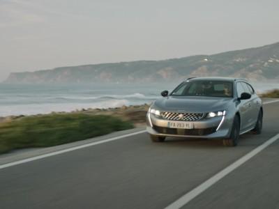 Ευρωπαϊκό ντεμπούτο για το Peugeot 508 station wagon