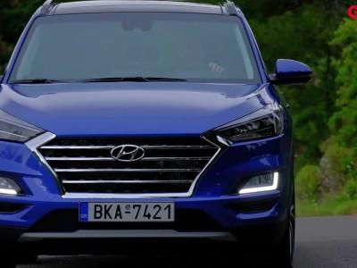GOCAR TEST - Hyundai Tucson 1.6 CRDi 48V Hybrid