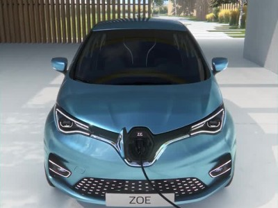 Το νέο Renault ZOE 2019