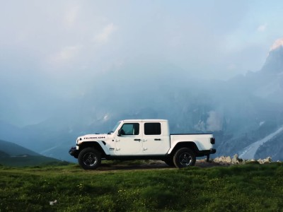Jeep Gladiator pick-up 2019