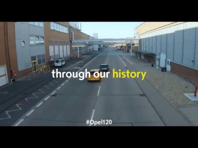Opel: 120 Years of Automobiles in Action – Shortcut!