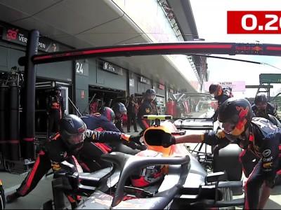Ρεκόρ pit stop της Red Bull (Βρετανικό GP)