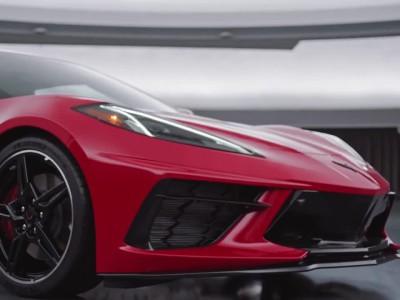 Η νέα Chevrolet Corvette 2020
