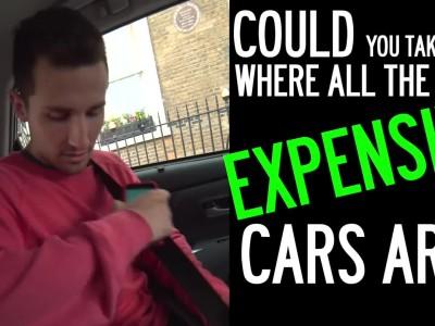 Οι Yes Theory ζητάνε να μπούνε συνοδηγοί σε supercar