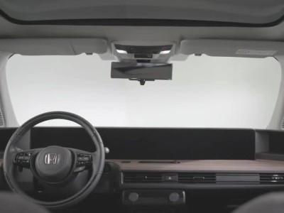 Honda e: Με πέντε έγχρωμες οθόνες υψηλής ανάλυσης!
