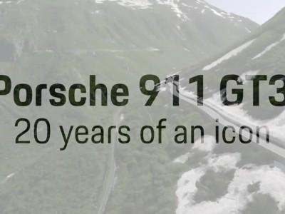 20 χρόνια Porsche 911 GT3