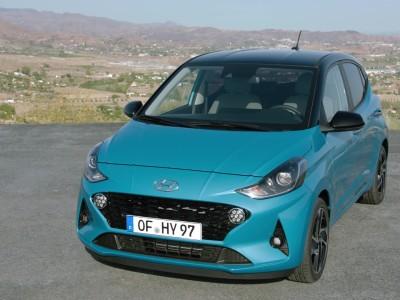 Το νέο Hyundai i10 2019