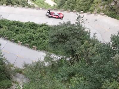 Αποστολή επετεύχθη: Ρεκόρ για το Volkswagen ID.R στο βουνό Tianmen