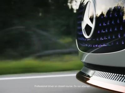 Το εντυπωσιακό concept ηλεκτρικό της Mercedes-Benz με αυτονομία 700 Km!