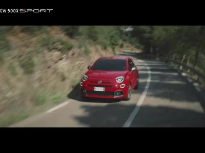 Το νέο Fiat 500X Sport 2019