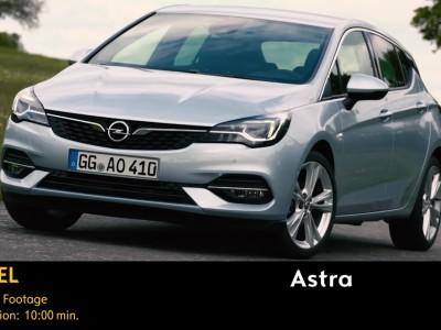 Νέο Opel Astra 2019