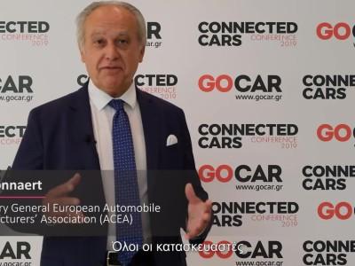 Συνέντευξη Γενικού Γραμματέα ACEA, Erik Jonnaert