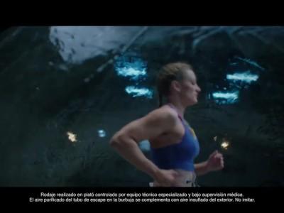 Η διαφήμιση του Hyundai Nexο στην Ισπανία