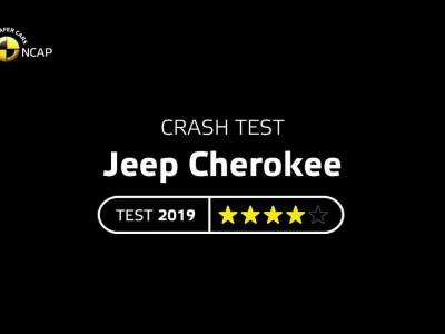Euro NCAP Jeep Cherokee 2019