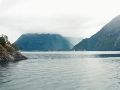 Ταξίδι περιπέτειας στη Νορβηγία με ένα Ford Transit Custom Nugget