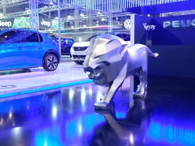 Η Peugeot στην Αυτοκίνηση 2019