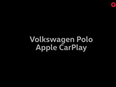 Volkswagen Polo - Apple CarPlay