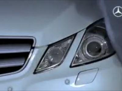 Mercedes E-Class Coupe 1