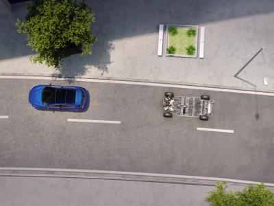 Ford EcoBoost Hybrid 48-volt