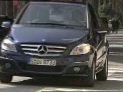 Mercedes B-Class 1