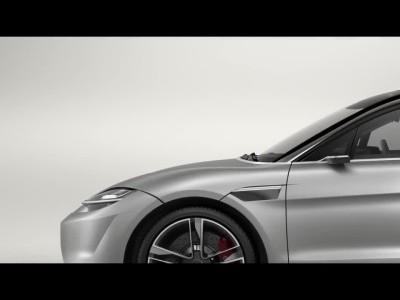Ηλεκτρικό αυτοκίνητο από τη Sony