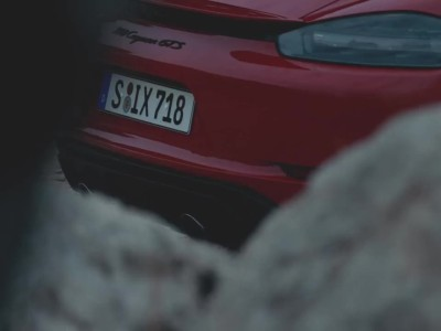 Οι νέες Porsche Cayman και Boxster GTS 4.0