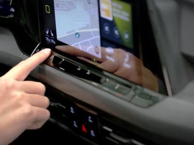 Αυτόματος κλιματισμός Air Care Climatronic στο Golf 8