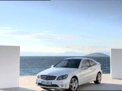 Mercedes CLC Sports Coupe