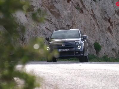 GOCAR TEST - Fiat 500X 1.3 Firefly DCT Sport