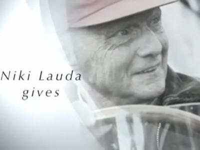 Niki Lauda & Michael Schumacher