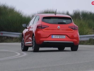 Renault Clio - Engines