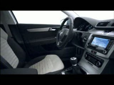 Vw Passat 2011 interior