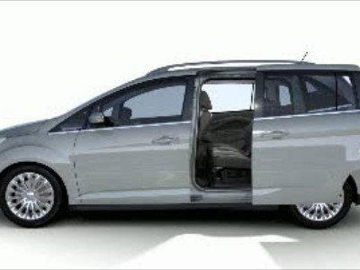 Ford Grand C-MAX_Seat
